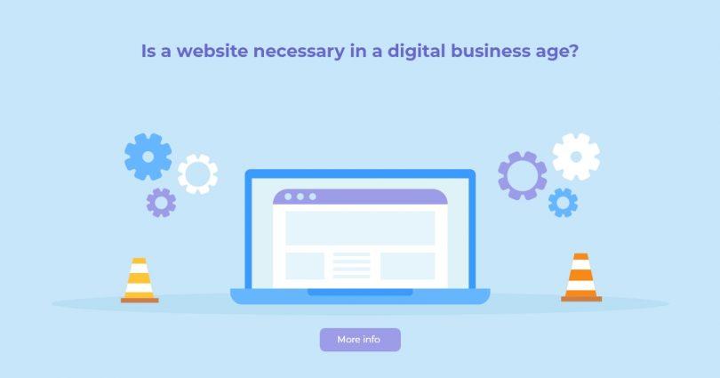 website importance