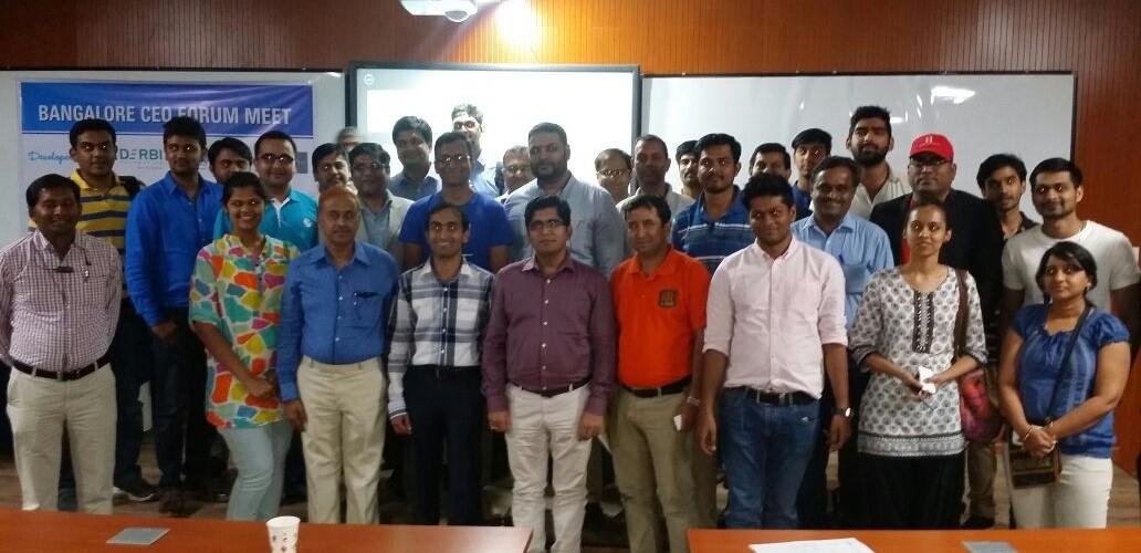 IndianStartups CEO Forum