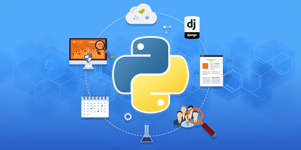 Why python is the most preferred language among hackers?