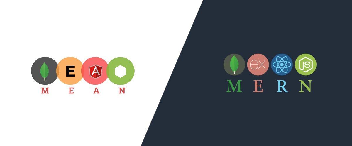 mean stack vs mern stack