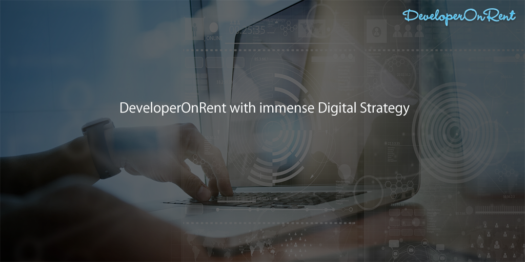 How DeveloperOnRent helping Clients win with Digital Strategy
