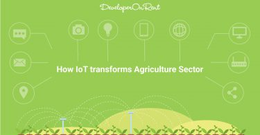Internet Of Things-in-Augriculture