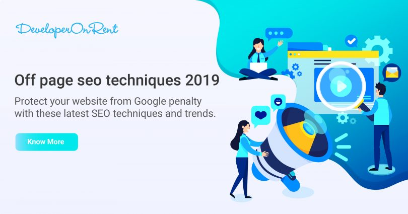 Off page seo techniques 2019