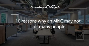 Why MNC not Suit many people