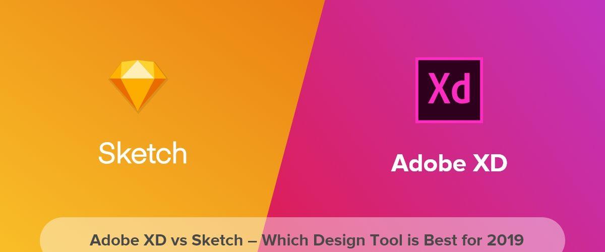 Adobe XD vs Sketch