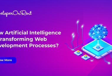 artificial intelligence web development