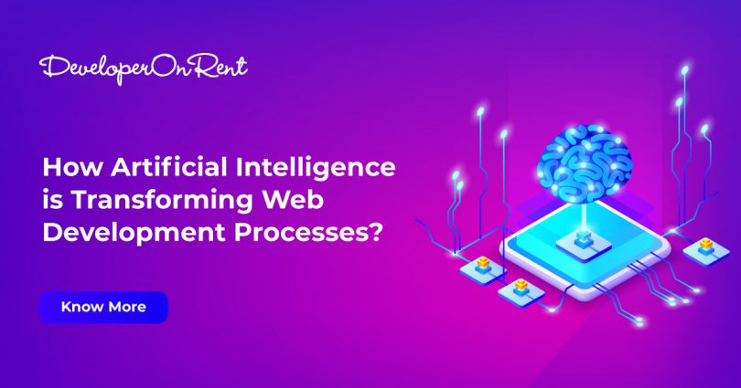 artificial intelligence web development