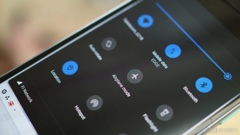 android dark mode