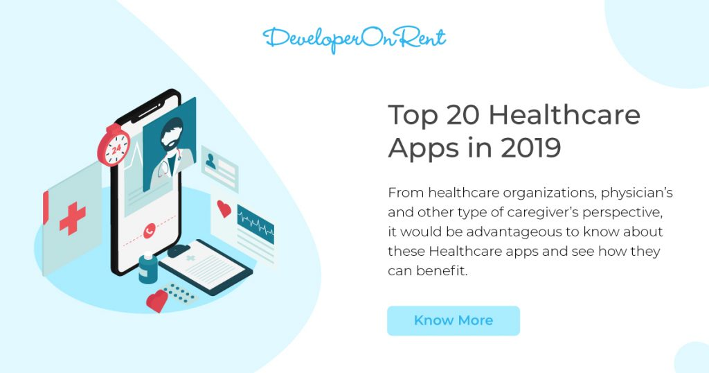 More Top Educational Apps >> Top 20 Healthcare Apps You Should Know In 2019 And Beyond