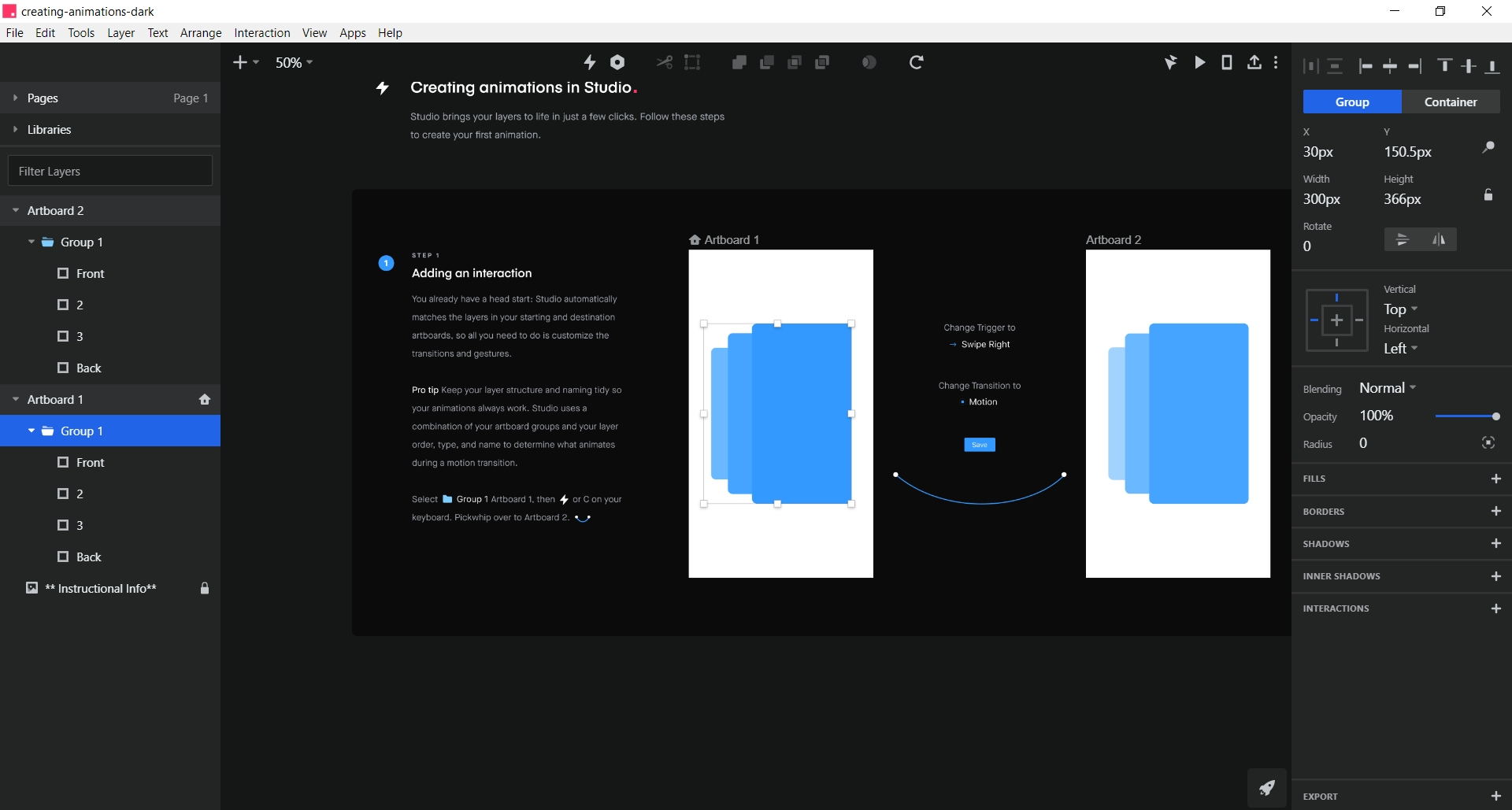 Invison Studio UX Design Tool