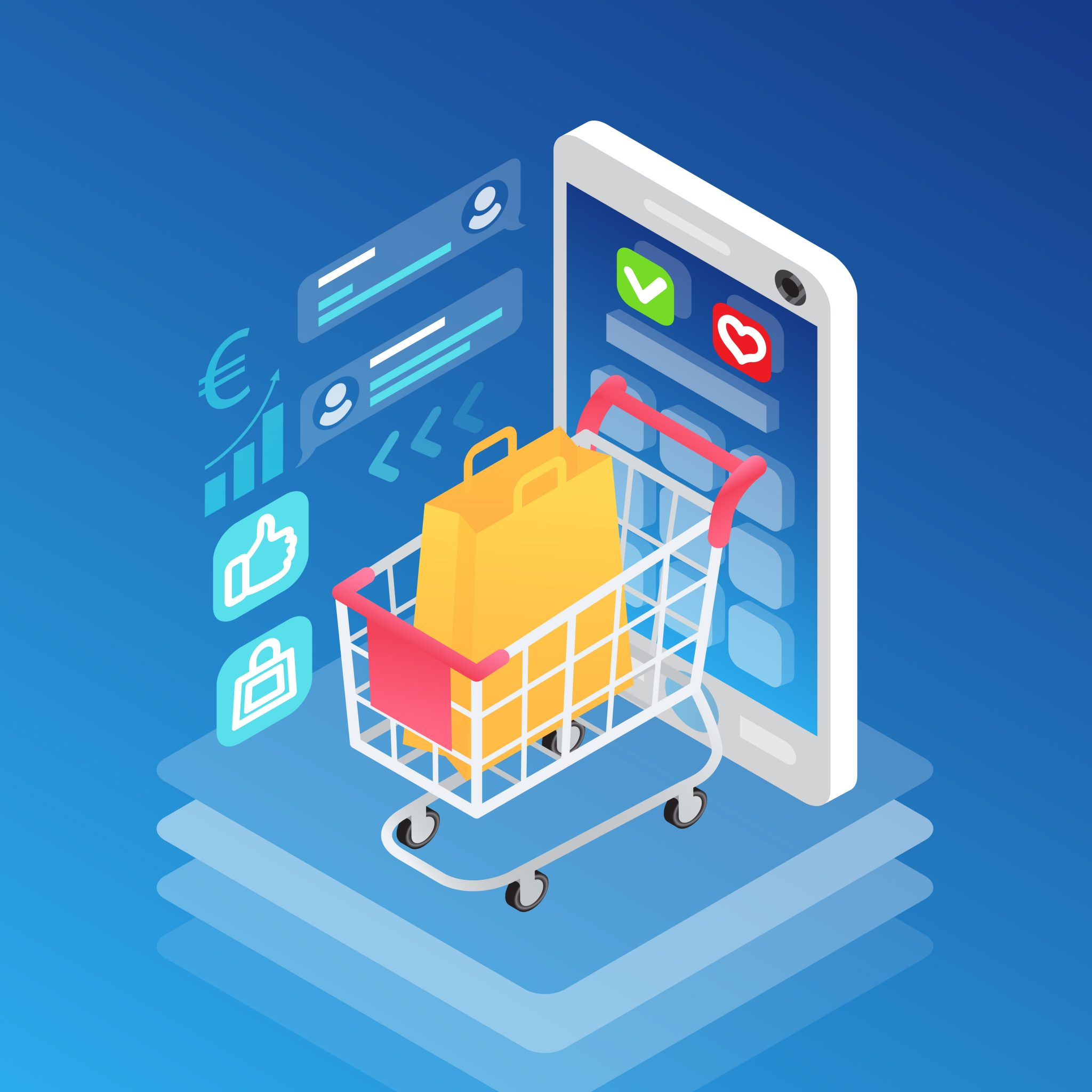 Mobile app ideas for retail