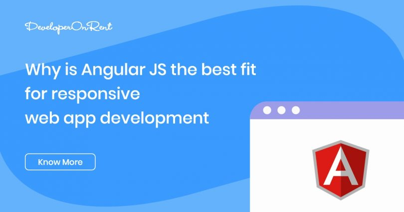 Why is AngularJS the Best Fit for a Responsive Web App