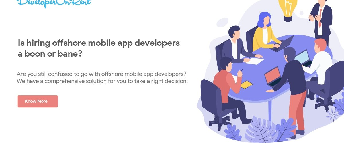 offshore mobile app developers