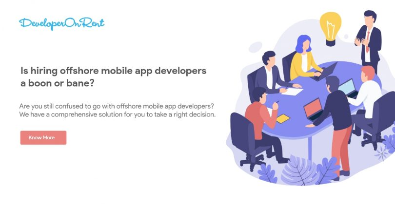 offshore mobile app developers
