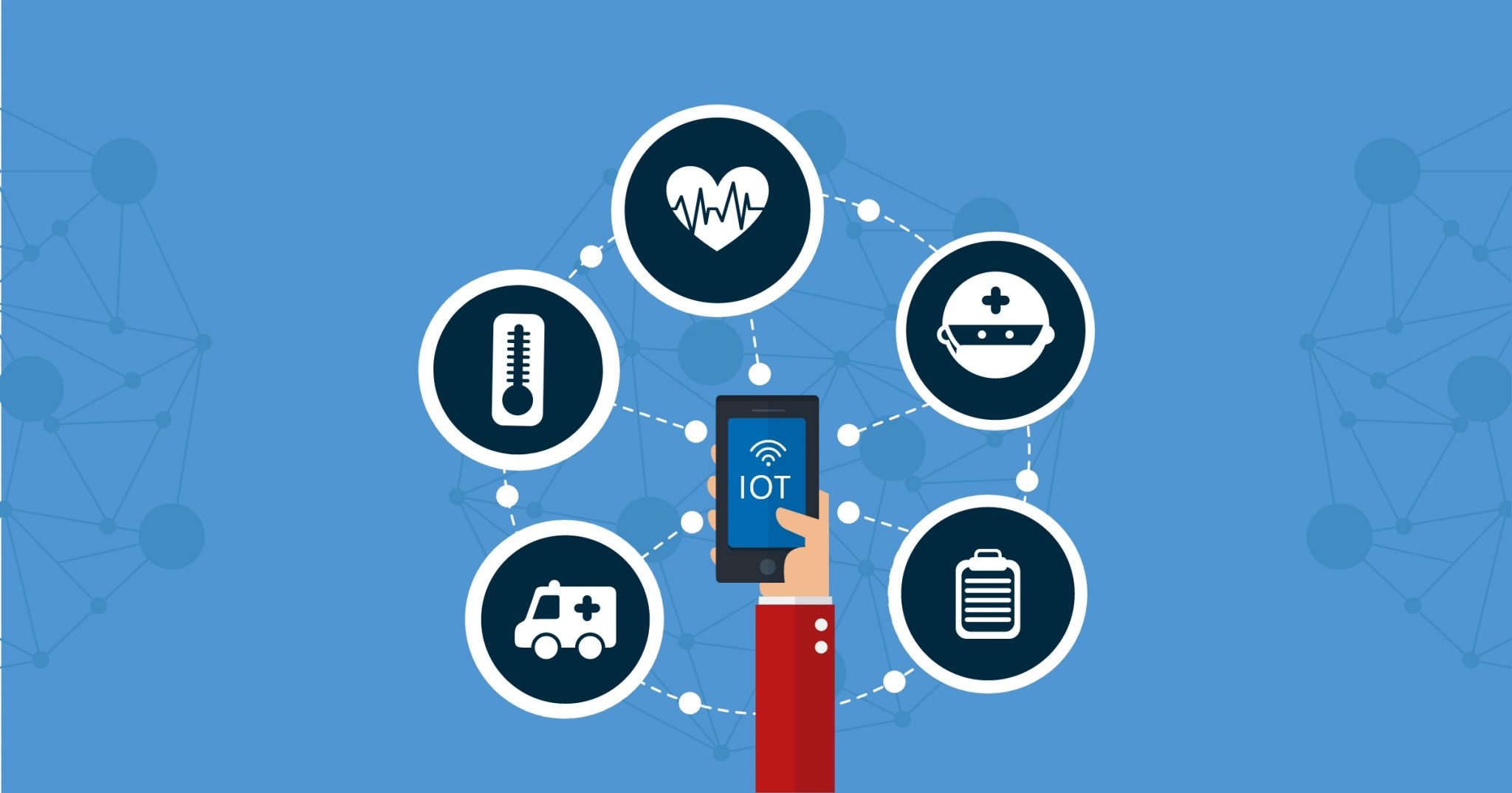 Importance of IoT in Healthcare