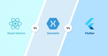 Flutter vs Xamarin vs React Native