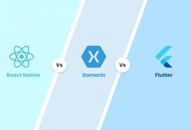Flutter vs Xamarin vs React Native