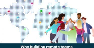 remote team